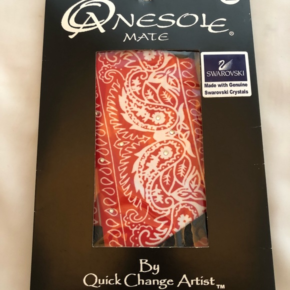 One Sole Accessories - One Sole Mates by Quick Change Artist Red Bandana